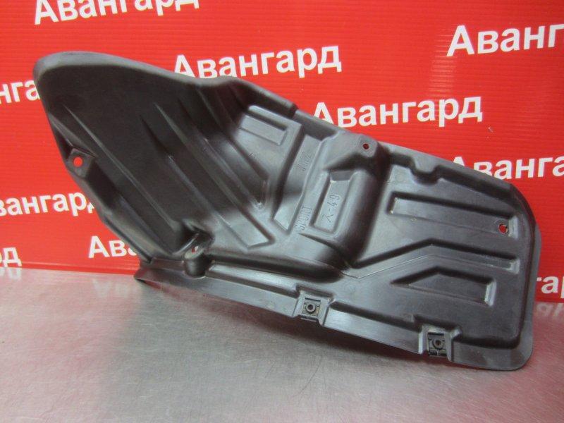 Подкрылок Mitsubishi Grandis DBA-NA4W 4G69 2006 задний левый