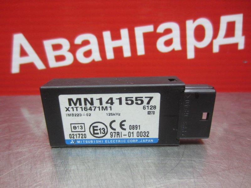 Иммобилайзер Mitsubishi Grandis DBA-NA4W 4G69 2006