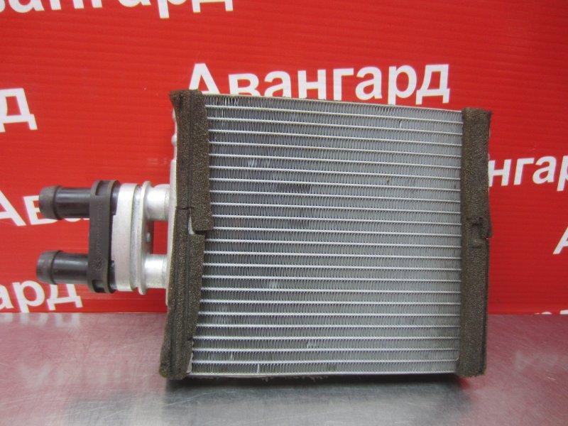Радиатор печки Volkswagen Polo Mk4 9N3 BUD 2006