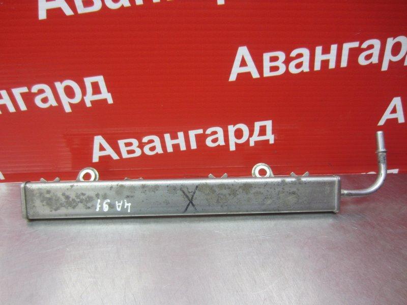 Топливная рампа Mitsubishi Lancer X 4A91 2010