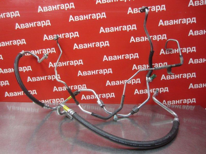 Трубки кондиционера Hyundai Accent G4EC 2007