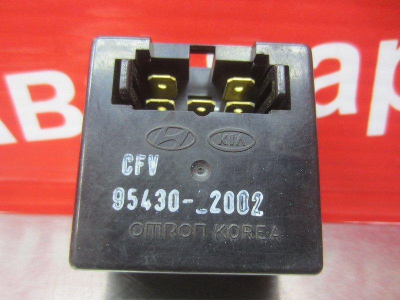 Реле озс Hyundai Accent G4EC 2007