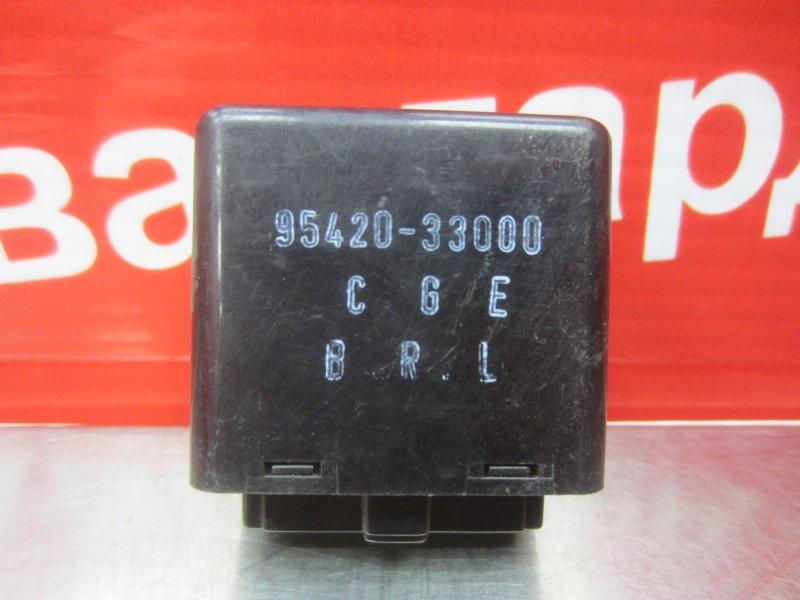 Реле стеклоочистителей Hyundai Accent G4EC 2007