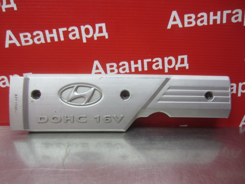Крышка двигателя Hyundai Accent G4EC 2007