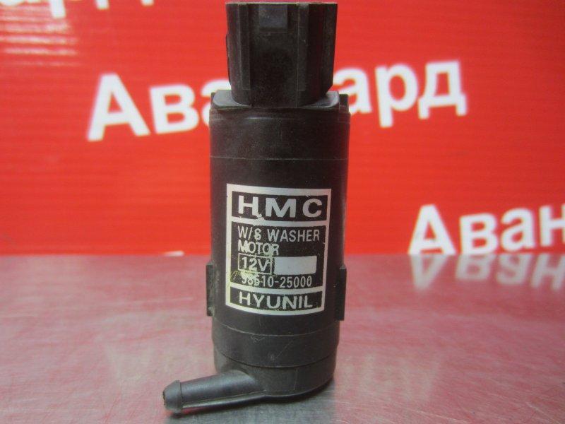 Моторчик омывателя Hyundai Accent G4EC 2007