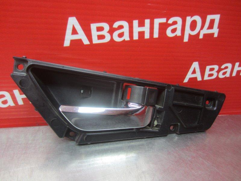 Ручка двери внутренняя Lifan X60 LFB479Q 2014 задняя правая