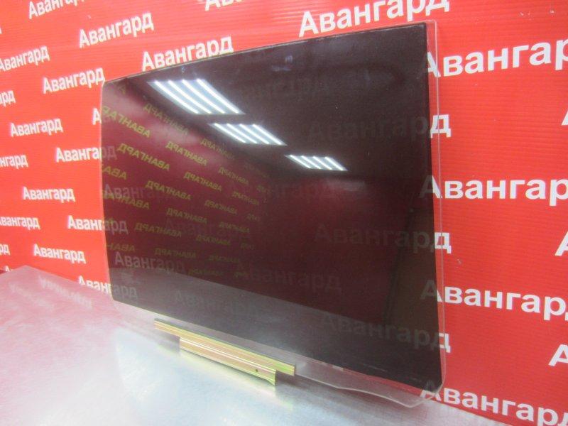Стекло двери Lifan X60 LFB479Q 2014 заднее правое