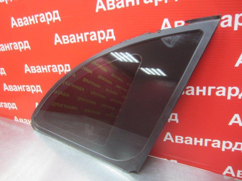 Форточка кузова Lifan X60 LFB479Q 2014 задняя правая