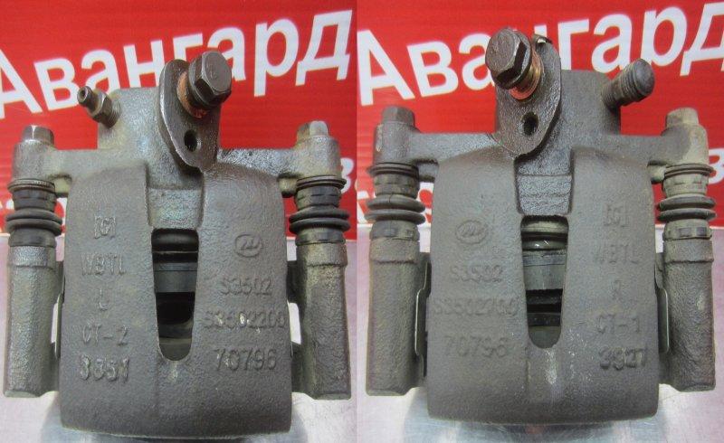 Суппорт тормозной Lifan X60 LFB479Q 2014 задний