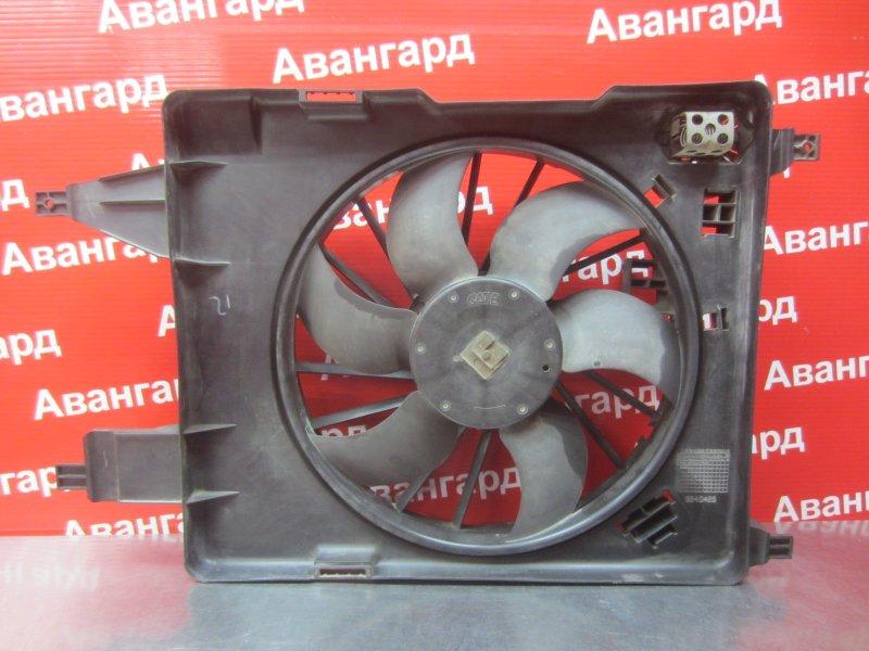 Вентилятор охлаждения Renault Megane 2 K4J 2004