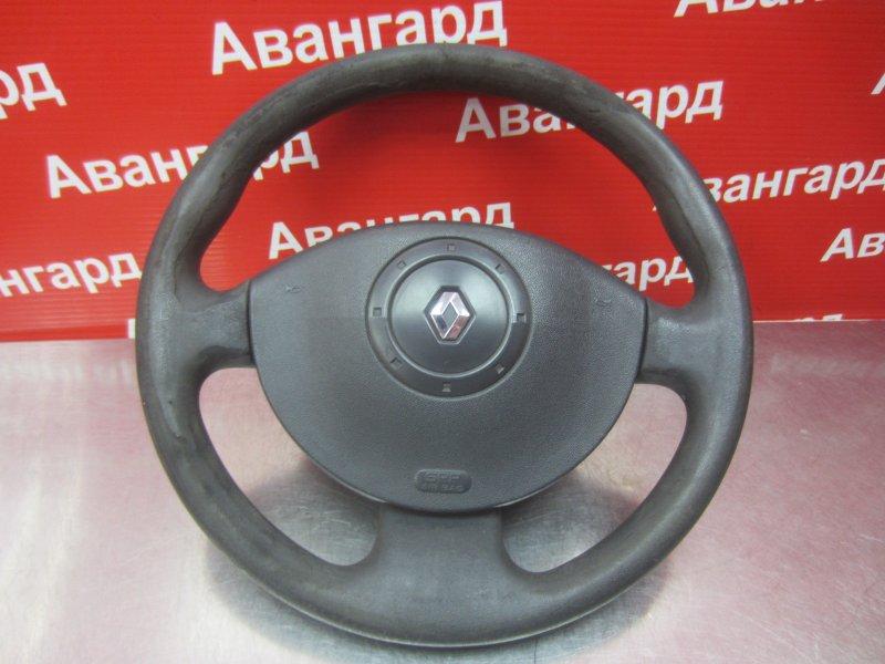 Руль Renault Megane 2 K4J 2004