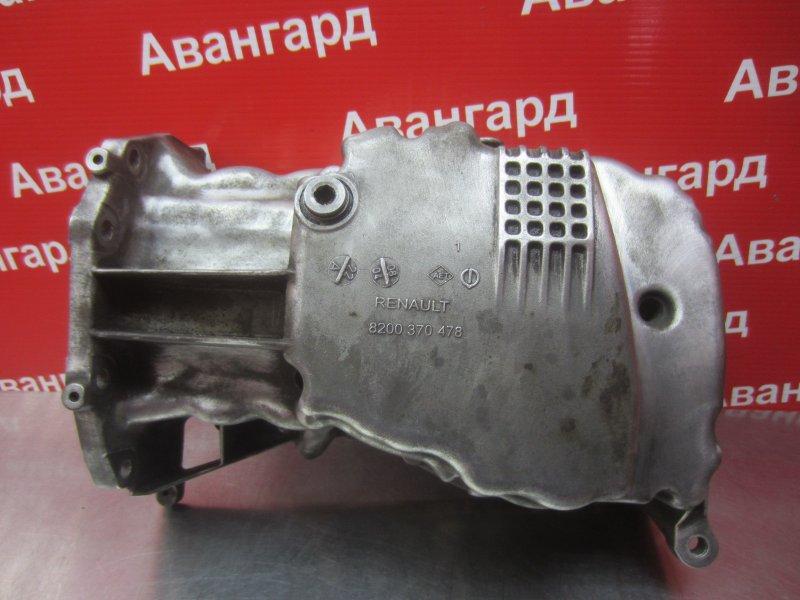 Поддон двигателя Renault Megane 2 K4J 2004