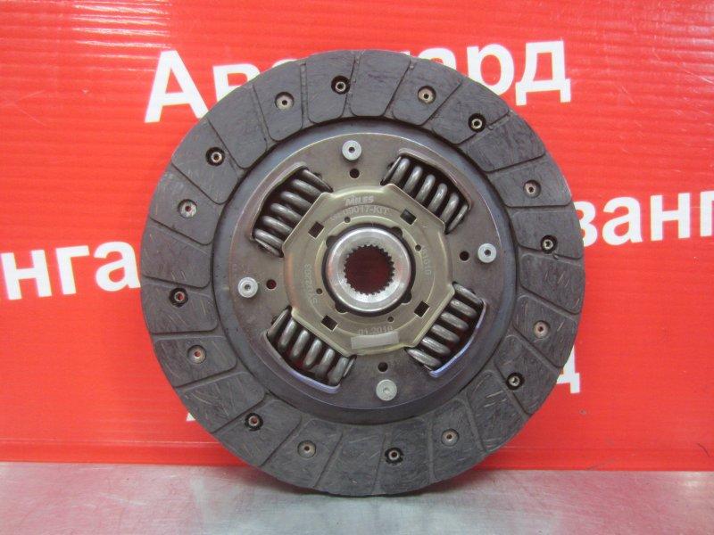 Диск сцепления Renault Megane 2 K4J 2004