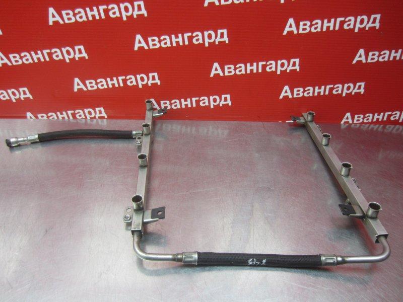 Топливная рампа Bmw E65 N62B44 2004