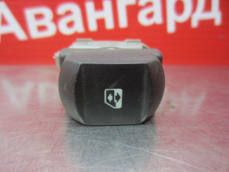 Кнопка стеклоподъёмника Renault Megane 2 K4J 2004