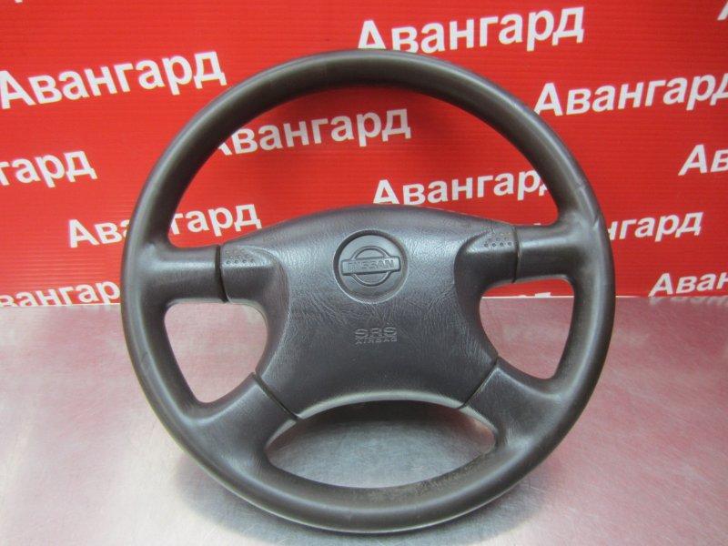 Руль Nissan Ad (Y11) 1999