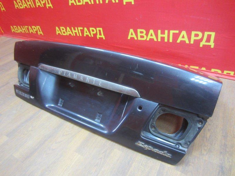 Крышка багажника Mitsubishi Diamante F31A 1996