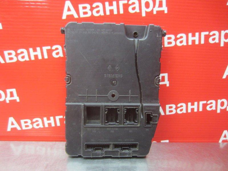 Блок комфорта Renault Megane 2 K4J 2004