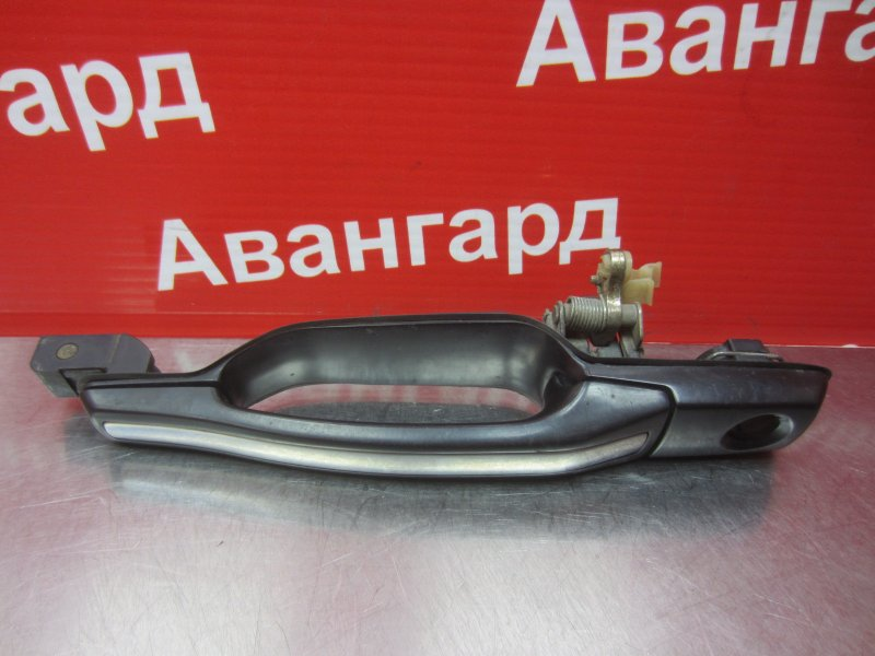 Ручка двери наружная Mitsubishi Diamante F31A 1996 передняя левая