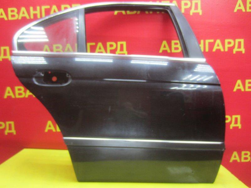 Дверь Bmw E39 1998 задняя правая