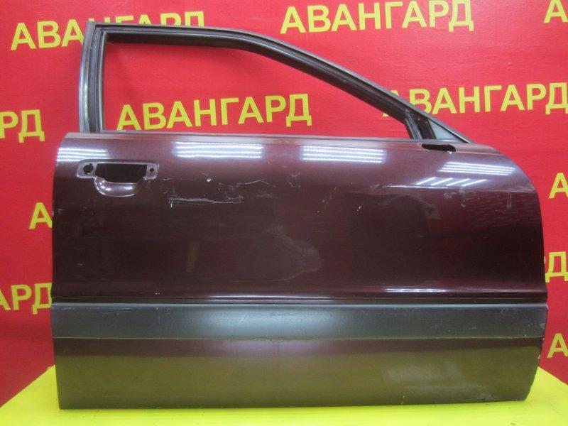 Дверь Audi 80 B3 1990 передняя правая