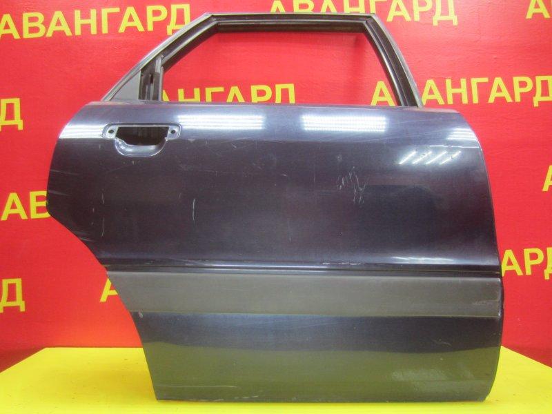 Дверь Audi 80 B3 1989 задняя правая