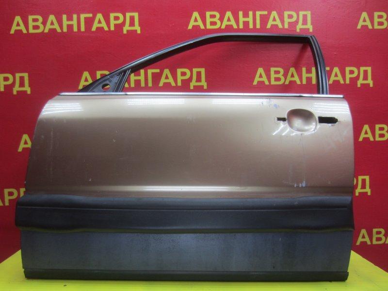 Дверь Audi 100 443 1987 передняя левая