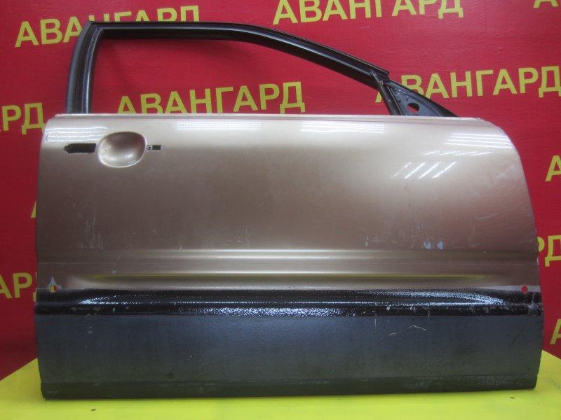 Дверь Audi 100 443 1987 передняя правая