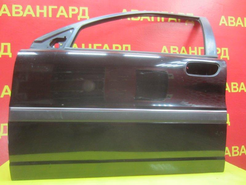 Дверь Volvo S80 1999 передняя левая