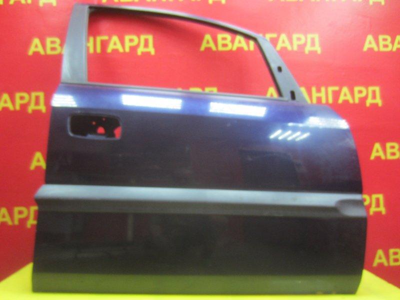 Дверь Opel Zafira A 2002 передняя правая