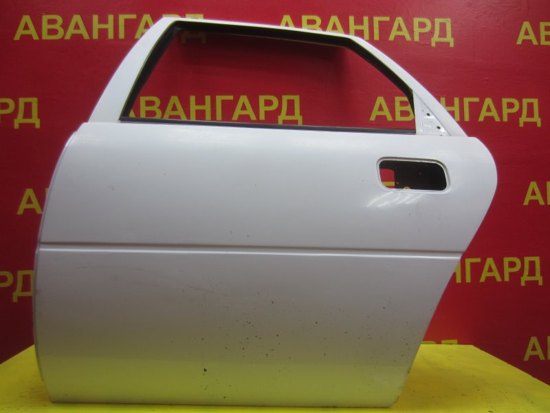 Дверь Opel Vectra A 1990 задняя левая