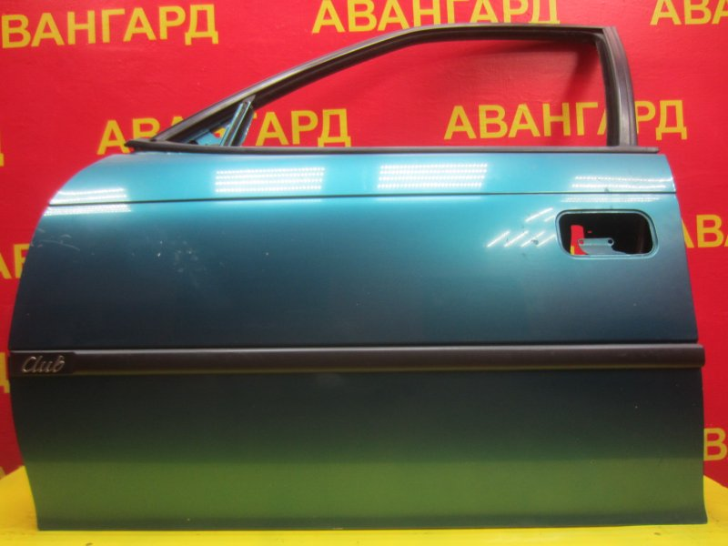Дверь Opel Astra F 1996 передняя левая