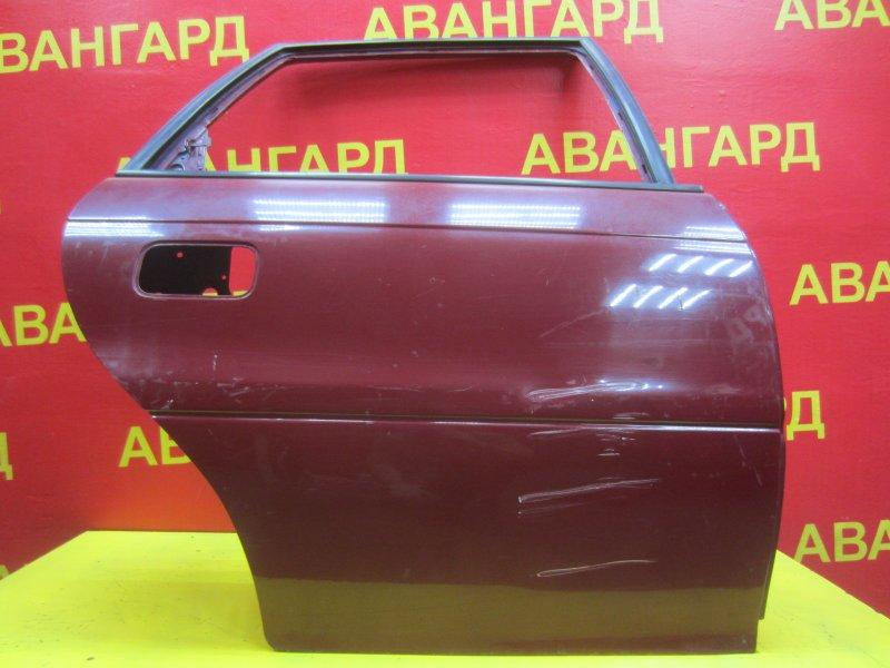 Дверь Opel Astra F 1995 задняя правая