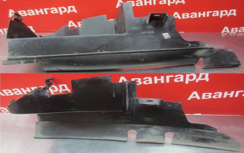 Дефлектор радиатора Ford Focus 2 QQDB 2007