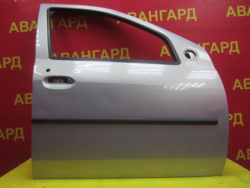 Дверь Renault Logan 2009