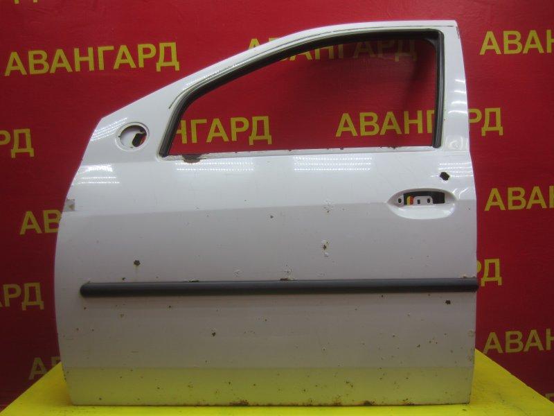 Дверь Renault Logan 2009 передняя левая