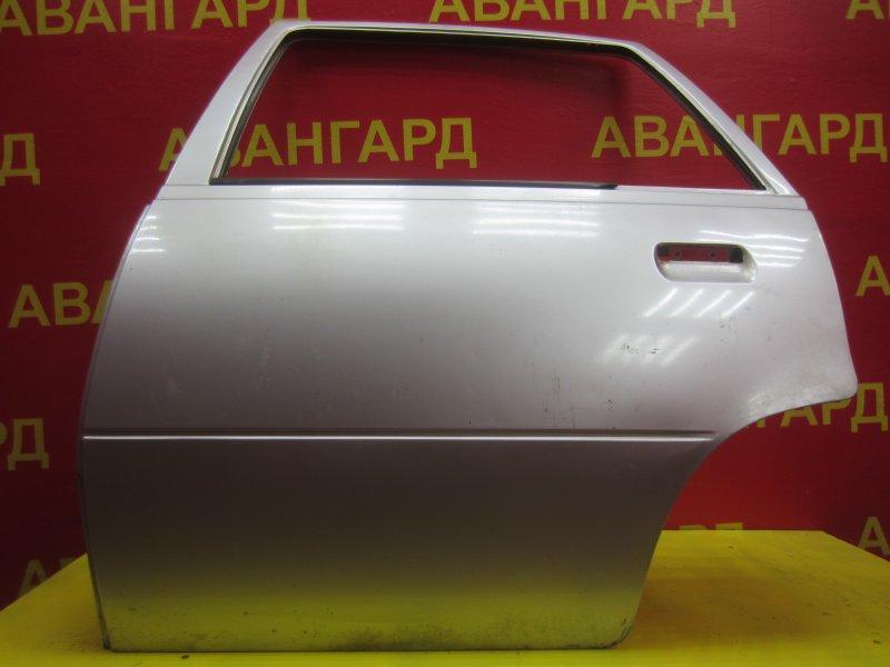 Дверь Opel Kadett 1989 задняя левая