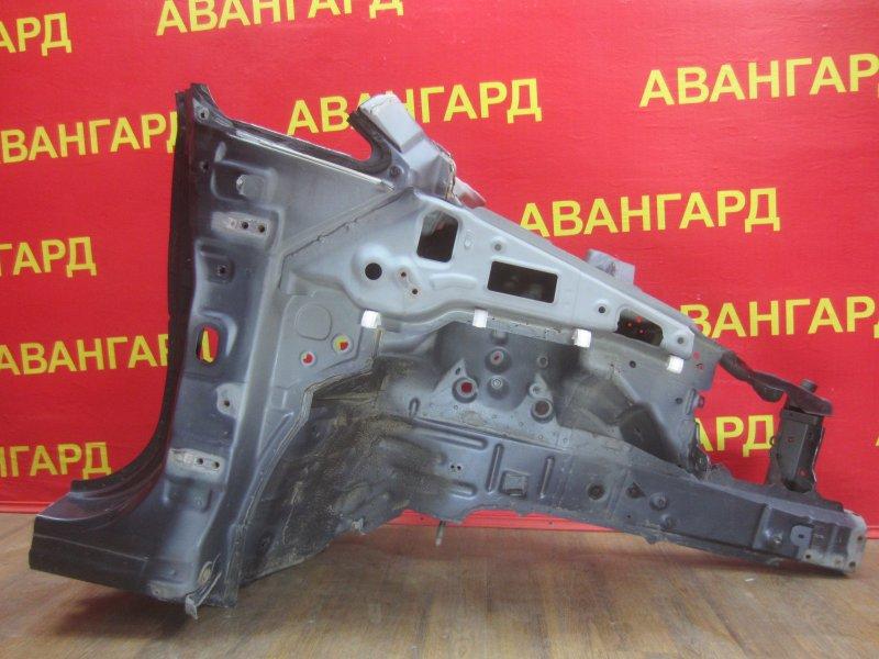 Лонжерон Mitsubishi Grandis DBA-NA4W 2006 передний правый