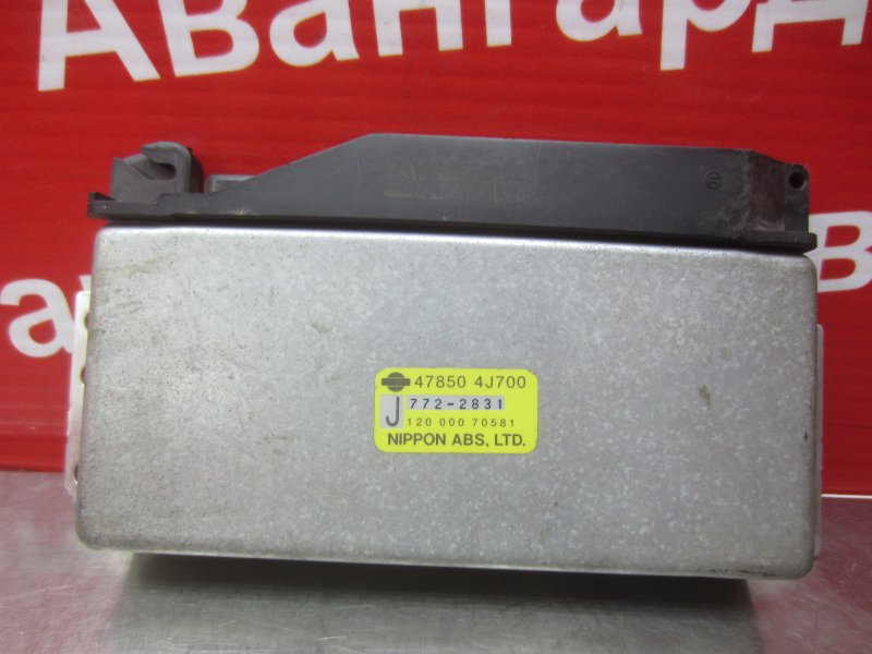 Электронный блок abs Nissan Primera P11 1998