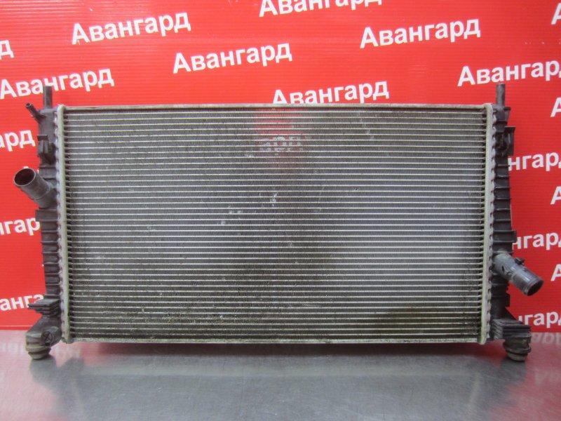 Радиатор охлаждения Ford Focus 2 QQDB 2007