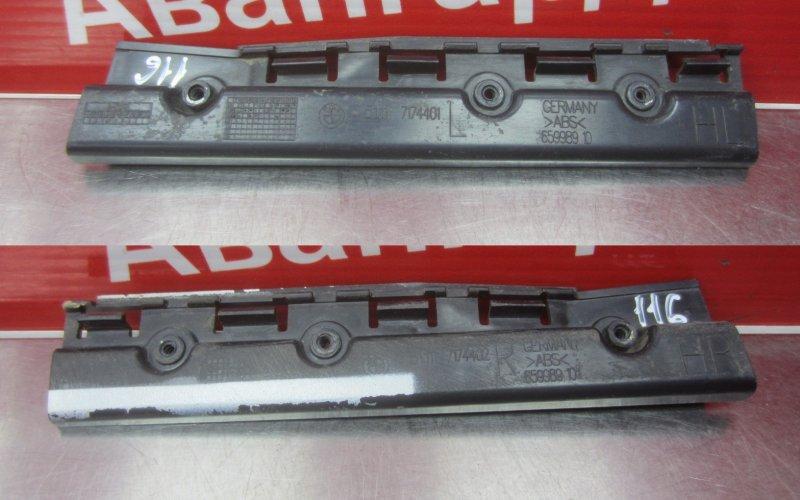 Накладка пластиковая Bmw E87 2008