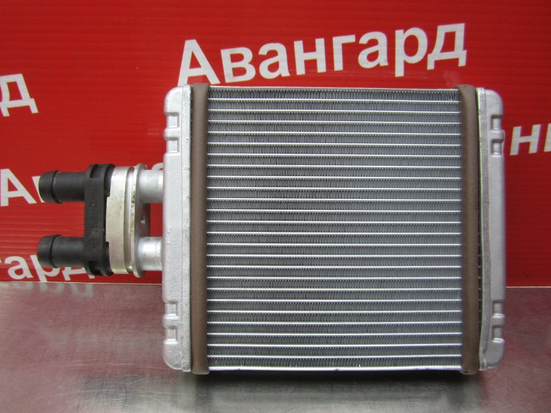 Радиатор печки Skoda Rapid 2014