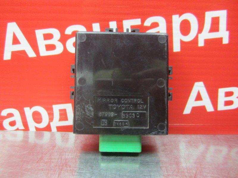 Электронный блок зеркал Toyota Windom Vcv11 1996
