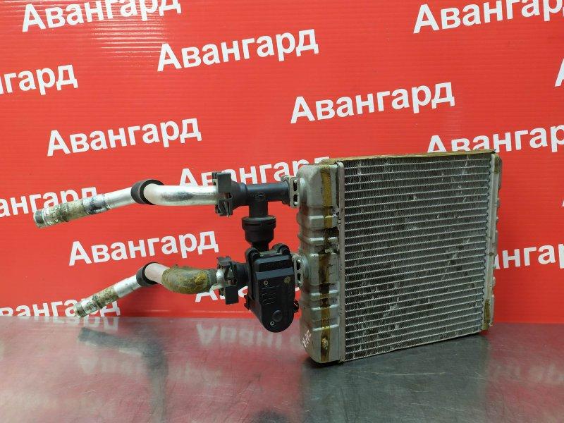 Радиатор печки Opel Zafira A 2001