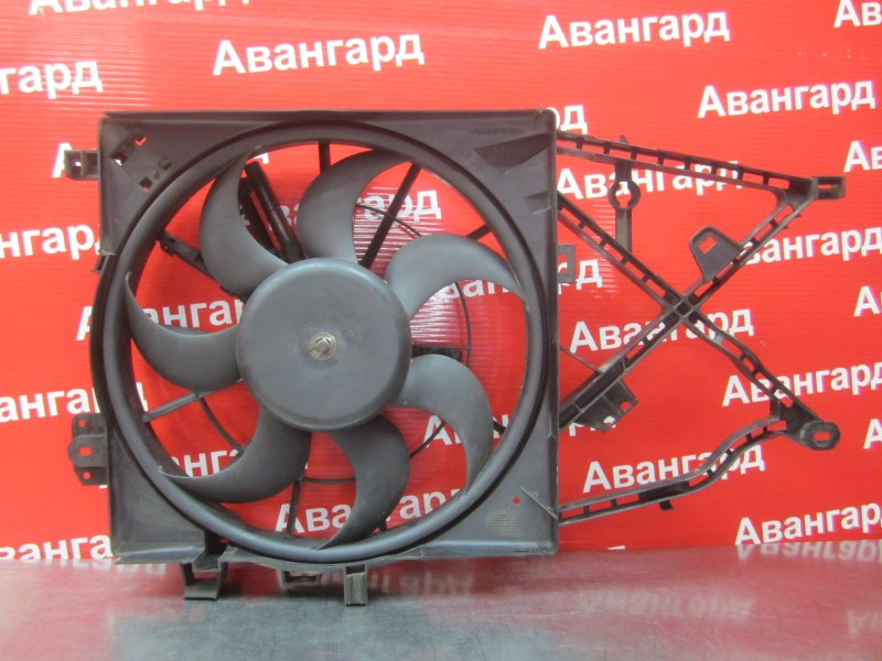 Вентилятор охлаждения Opel Vectra B 1996
