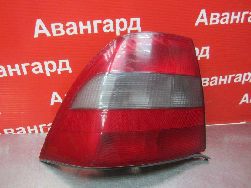 Фонарь Opel Vectra B 1996 задний левый