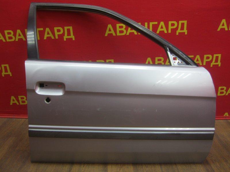 Дверь Toyota Corsa L50 EL51 1997 передняя правая