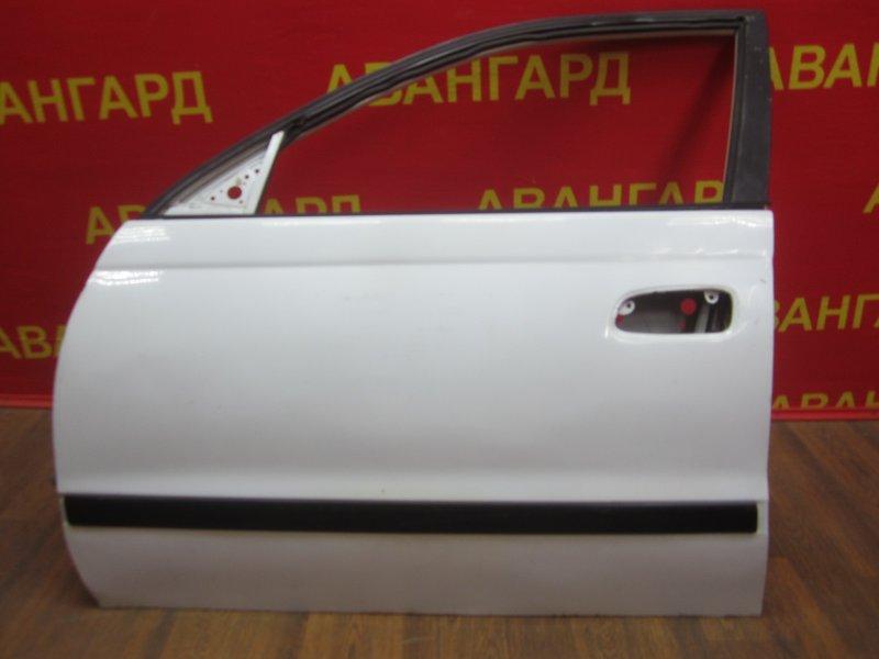 Дверь Toyota Caldina 190 ST190 1993 передняя левая