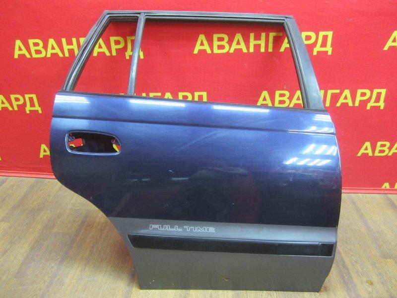 Дверь Toyota Caldina 190 1998 задняя правая