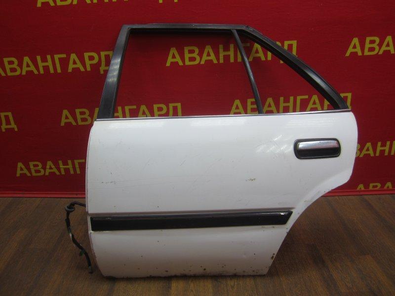 Дверь Toyota Corona 170 1990 задняя левая